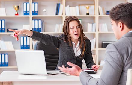 5 erros de entrevistas que voce nunca deve cometer