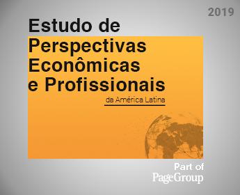 Estudo de Perspectivas Econômicas e Profissionais Latam 2019